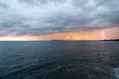 Temporale su Cagliari (Isabella Pirastu) Tags: sardegna storm rain sardinia pioggia cagliari temporale