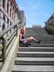 rica Milena (Vanderlei Gomes Fotografia :-]) Tags: woman girl model mulher modelo redhead teen garota menina ruiva