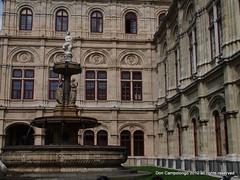 322 The Opera House Vienna (Don C. over 1.8 Million Views) Tags: vienna austria operahouse wein