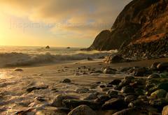 HDR Photo California Sunset (Inspirational Pics) Tags: ocean california sunset sea nature water beautiful canon landscape coast photo rocks scenic coastal shore inspirational hdr californiacoast californiasunset hdrsunset beautifulhdr sunsethdr inspirationalpics eos7d