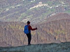 Escursionismo Laga - Valle del Castellano