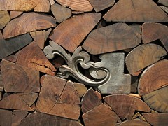 Remnants (langkawi) Tags: wood logs ornament langkawi ironwood kippe aiweiwei vanagram accordingtowhat tieliwood smithsonianhishhorn