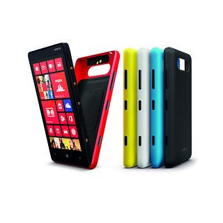Nokia Lumia 820 & Lumia 920, Lumia Accessories