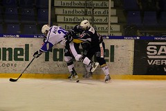 Kamp (Benny Hnersen) Tags: blue ice hockey is herning icehockey skate fox match eis spiel kamp schlittschuh ishockey skjte skjtehal