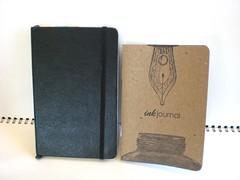 ink notebook journal fountainpen inkjournal