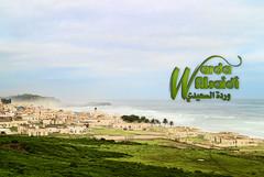 (WARDA AL SAIDI ||  ) Tags: sea sky green nature rural landscape uphill