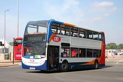19608 - AE10 BXX (Solenteer) Tags: trident hackneywick london2012 cambus 19608 etonmanor alexanderdennis enviro400 stagecoacheast ae10bxx stagecoachbusevents
