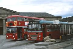 Highland T96 Inverness (Guy Arab UF) Tags: bus ford ex buses 1974 group scottish an highland western alexander northern smt inverness daimler fleetline counties d10 omnibuses t96 r1114 crg6lx uag133j cst706n