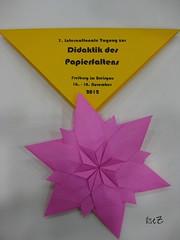Suzuki Star (esli24) Tags: star origami stern tessellation origamistar origamistern esli24 ilsez