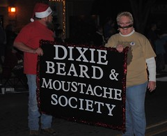 Dixie Beard and Mustache Society (Jacob...K) Tags: christmas america snowman south parade southern americana appalachian appalachia quirky kitschmas quirke