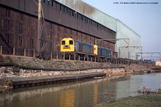09/03/1983 - Attercliffe, Sheffield.