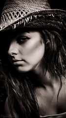Re-edit: Cowgirl (Dizzy - Photos) Tags: yahoo:yourpictures=yourbestphotoof2012 yahoo:yourpictures=shadows