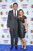 The British Comedy Awards 2012 held at the Fountain Studios - Sarah Alexander, Peter Serafinowicz.