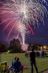 Wells Township Fireworks - July 3, 2016 (Chad E Mason) Tags: wells township fireworks fire works grand finale long exposure chad e mason photography photographer brilliant ohio spectators pyro pyrotecnico pyrotechnics pyrotechnic nikon d7100 18140 kit lens