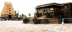 The Chennakeshava temple complex in Belur, Karmataka (Jubba on Jeans) Tags: belur karnataka canon temple