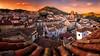 Panoramica de Lubrín, Almería (dleiva) Tags: lubrín lubrin alemria almeria almería andalucia andalusia spain españa pueblo levante almeriense dleiva domingo leiva panoramica panoramic panorama architecture arquitectura sunset dusk hdr