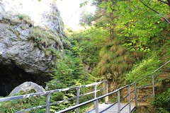 Trigrad (Mysterious unknown) Tags: trigrad gorge grotte cave village bulgaria bulgarie