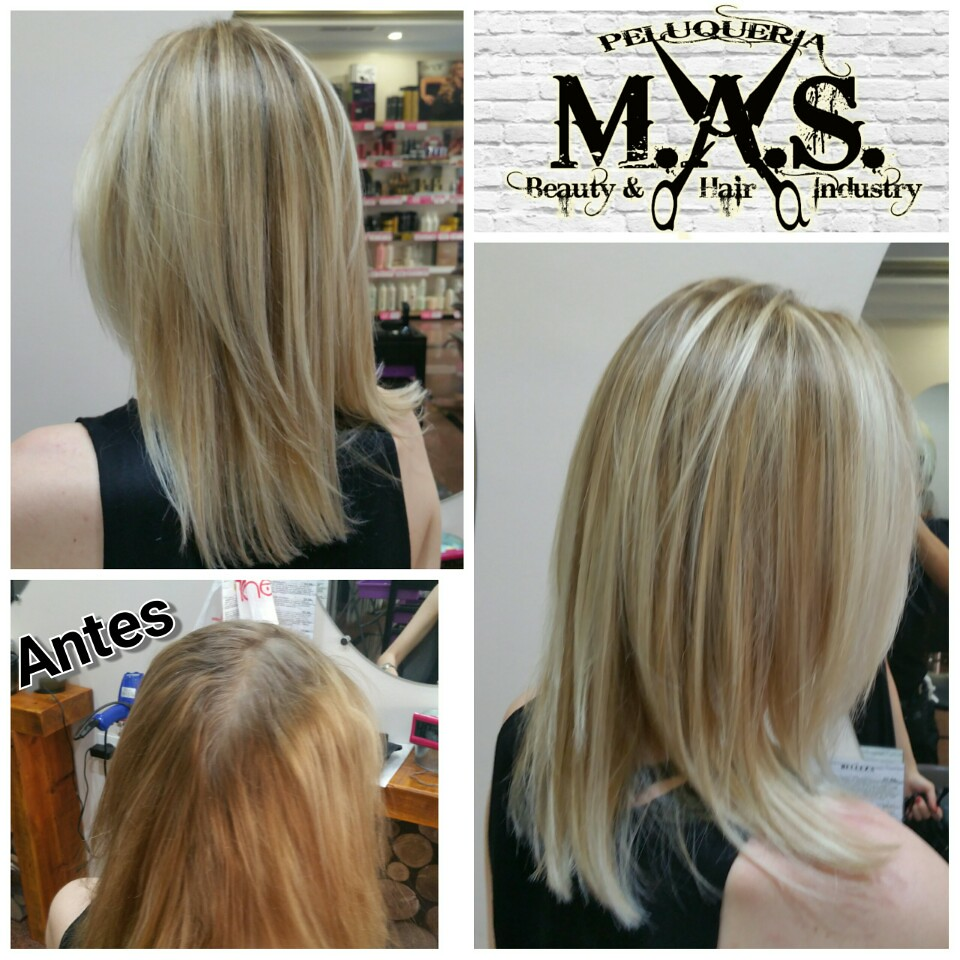 difference entre meche et balayage photo. fabulous coloration meches