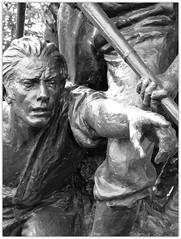 Tar Heels (e r j k . a m e r j k a) Tags: pennsylvania adams gettysburg nationalpark memorial monument sculpture northcarolina lincolnhighway us30 erjkprunczyk statue