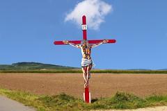 Mitterstockstall. Rotes Kreuz
