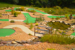 mini golf (brown_theo) Tags: burr oak state park glouster ohio