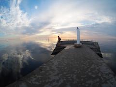 Copenhagen 2016 (hunbille) Tags: denmark amager amagerstrandpark strand strandpark beach sunrise dawn summer bath oresund øresund water sea københavn copenhagen challengeyouwinner cy2