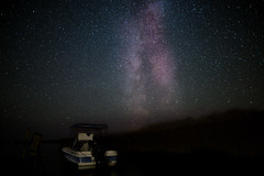 MilkyWay (Flobbii) Tags: astrophotography parainen stars milkyway finland boat ocean canon 6d
