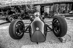 Chocks Away ! (Jon_Wales) Tags: gurston down cooper amateur motorsport barc wiltshire salisbury broad chalke england english autumn car racing speed hillclimb