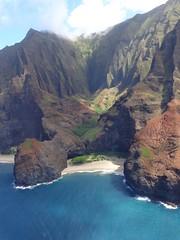 Na Pali from the sky (Tofdu33) Tags: wamea canyon hawa napali hawaii