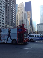 IMG_0181 (sajkhi) Tags: ny nyc newyork usa trafic doubledecker busy