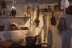 CP - 32 Woolsthorpe Manor (Clare Pickett) Tags: farmhouse kitchen lincolnshire nationaltrust painterly sirisaacnewton