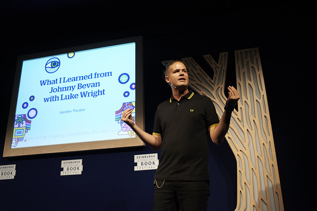 What I Learned from Johnny Bevan with Luke Wright