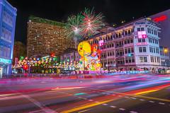 Chinatown Mid-Autumn Festival (BP Chua) Tags: chinatown singapore midautumn festival chinese street trails colours colourful colors lantern fireworks yuehwa road nikon d800e landscape wideangle night celebration ceremony lightup