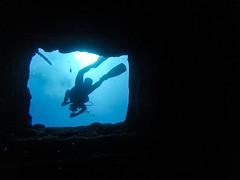 Buddy in SS Thistlegorm (albastandby) Tags: ssthistlegorm redsea thistlegorm wreck marrojo pecio buceo buddy divers egypt