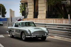 Aston Martin DB6 (Raphal Belly Photography) Tags: rb raphal monaco principality principaut mc montecarlo monte carlo french riviera supercar supercars car cars automobile raphael belly eos canon photographie photography exotic grand prix historique gp acm club historic old voiture race racing motorsport sport course aston martin db6 silver argent gris grise grigio grey