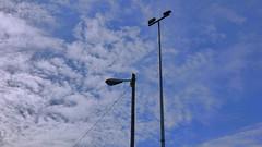 26-09-2016 021 (Jusotil_1943) Tags: 26092016 farolas nubes clouds