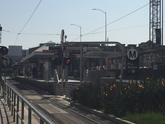 (matthew valencia) Tags: staplescenter losangeles la california metro pico station losangeleslakers lakers kareemabduljabbar jerrywest magicjohnson kobebryant