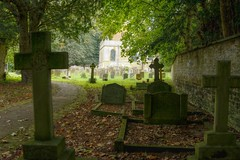 DarkToLight (Tony Tooth) Tags: nikon d7100 tamron 2470mm hdr composite churchyard church honington warwickshire