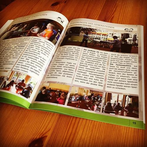 Hauszeitung als gebundene Broschüren für unseren Kunden #broschüre #broschüren #hauszeitung #hauszeitungen #jpswerbung #printmedien #print #druckmedien #druck #magazine #firmenzeitung #firmenzeitschrift #zeitschrift #zeitschriften #printisnotdead #prints