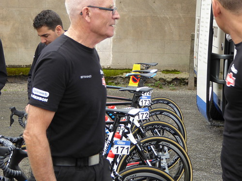 Some Giant bicycles