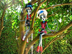 Purrsephone and Meowlody  (Linayum) Tags: monster monsterhigh mattel doll dolls muecas toy toys juguetes purrsephoneandmeowlody linayum