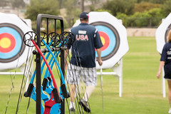 20160919_nvssc_day-2 (49) (U.S. Department of Veterans Affairs) Tags: summer sports clinic adaptive sandiego therapy sport archery chula vista olympic training center