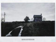 Home or Hell (Hans Leatherman) Tags: abandoned maryland eastern shore hell home swamp instax instant film fujifilm die