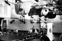 (Benz Doctolero) Tags: bw monochrome canon t50 50mm ilford hp5 400 sacramento sacramentostate californiastateuniversity csus ballet performance