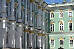 The Hermitage (NataliePhotographer) Tags: russia saintpeterburg hermitage city