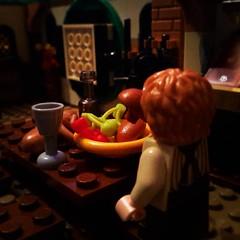 dinner for one #lego #legostagram #legos #toyslagram #toyslagram_lego #bricksinfocus #igerslego #legographerid #brickshift @lego @brickshift @toyslagram_lego @bricksinfocus @igerslego #thehobbit #anunexpectedjourney #hobbit #legohobbit #legothehobbit #the (aaronro) Tags: instagramapp square squareformat iphoneography uploaded:by=instagram lofi hobbit legographer legohobbit lego legominifigure thehobbit