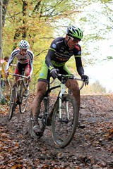 The Duel (sramses177) Tags: race cross mud rad stevens mountainbike merida mtb fahrrad cyclocross schlamm matsch rennrad radrennen cyclerace magstadt querfeldein crossrad querfeldeinrennen