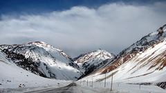 Cordillera Nevada (Miradortigre) Tags: schnee snow argentina nieve mendoza andes montaa mont altura cordillera