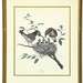 "16. 1963 Audubon Style Lithograph by Ray Harm - ""Robin"""