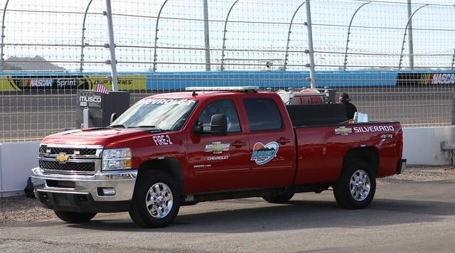 chevrolet phoenix truck fire international silverado raceway 3500hd